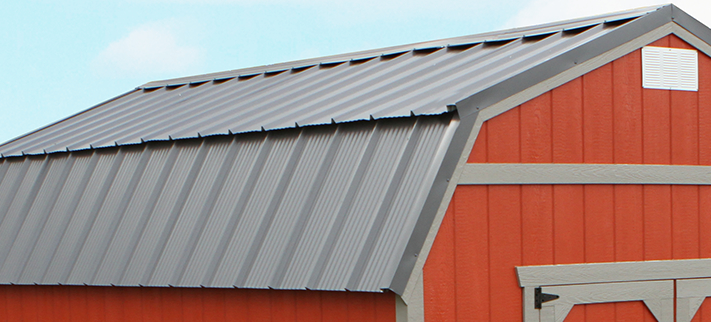 Storage Barn Roof